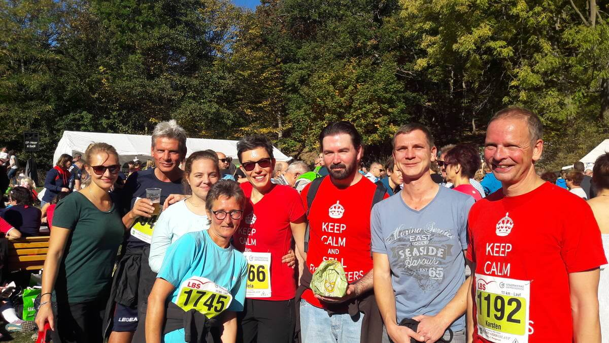 Katronic takes part in 41st Harz mountain run in Wernigerode